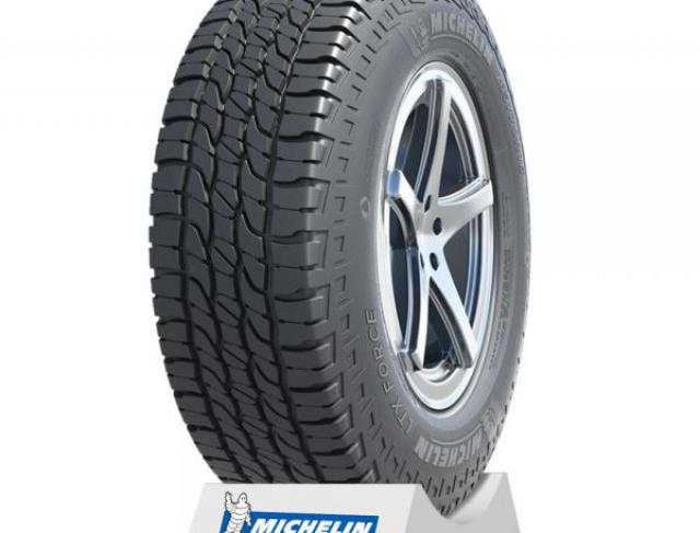 Pneu Michelin aro 16 - 245/70R16 - LTX Force - 111T